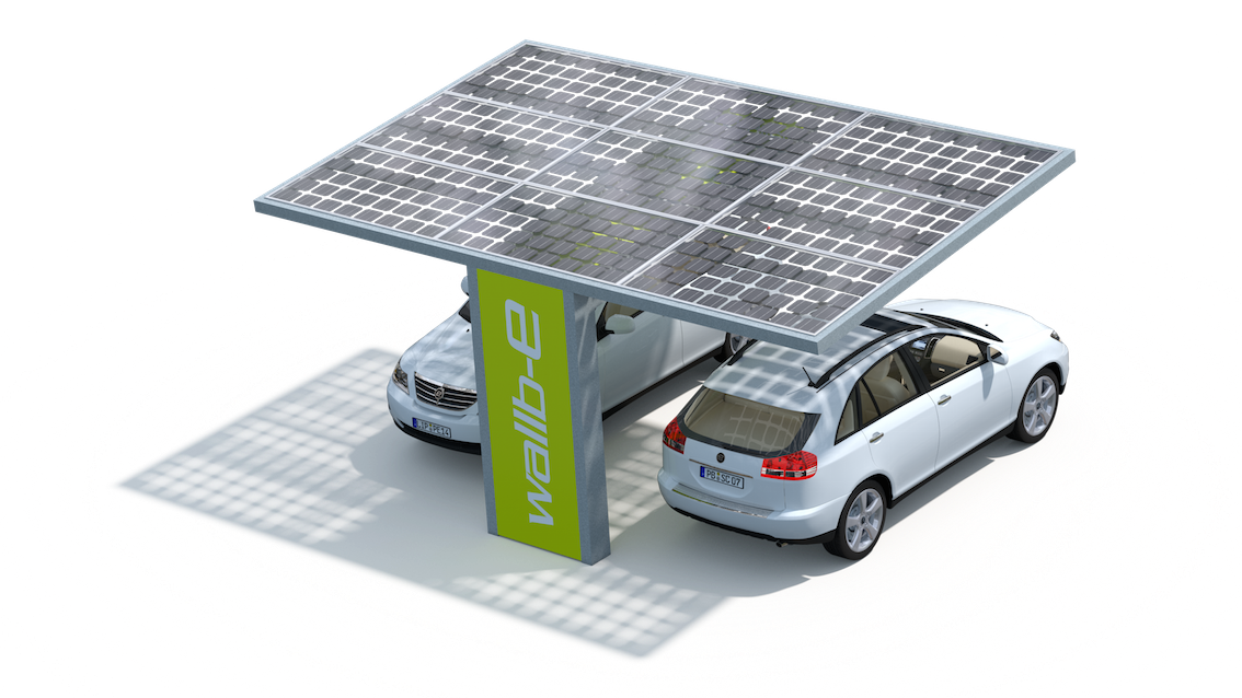 carport sun4charge blitz team energietechnik ladel sungen f r ihre elektromobilit t. Black Bedroom Furniture Sets. Home Design Ideas